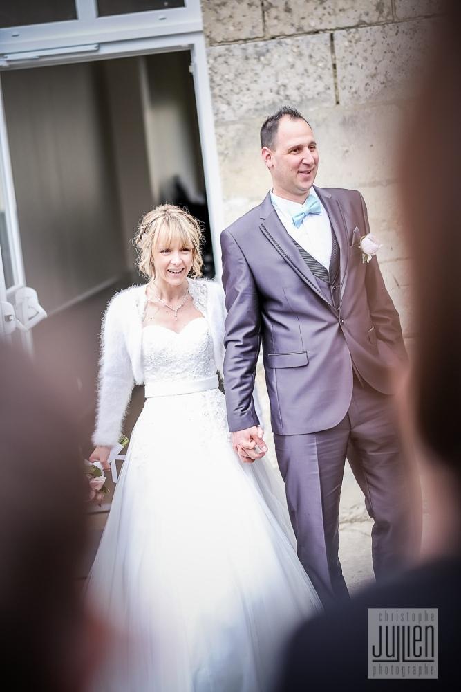 Mariage de Florine et Vivien - Copyright Christophe JuLLien